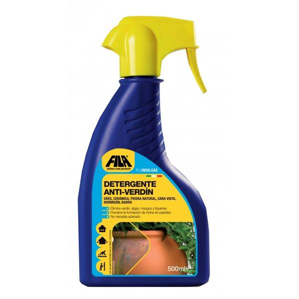 detergente anti-verdín