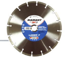 DISCO DIAMANTE LASER 7 HORMIGON