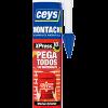 MONTACK EXPRESS es un adhesivo de montaje de agarre total inmediato.