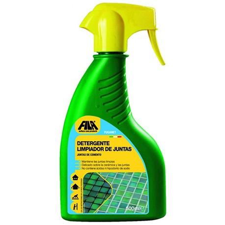 detergente limpiador de juntas