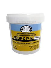 ARDEX P51 Imprimación adherente y sellador de poros