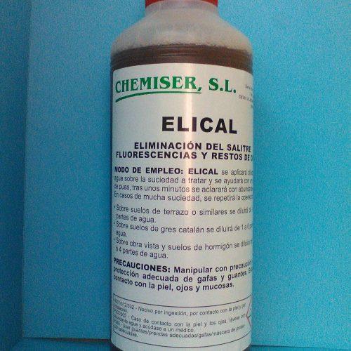 ELICAL ELIMINADOR SALITRE Y FLUORESCENCIAS