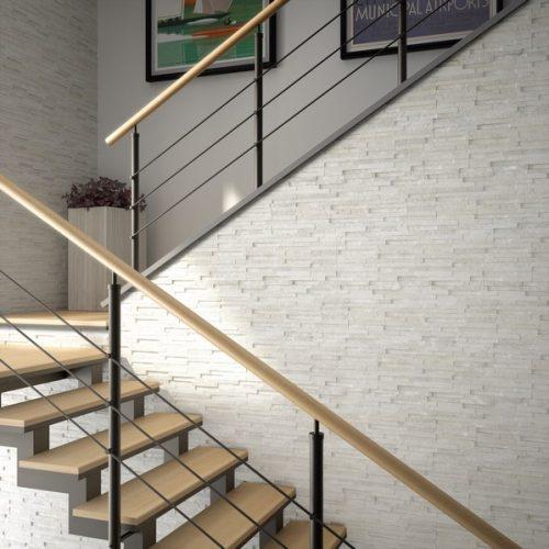 PIEDRA NATURAL 10 X 40 TERCOCER. Série Bricks
